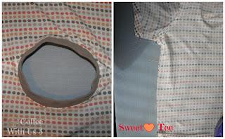 sweetheart tee skirt
