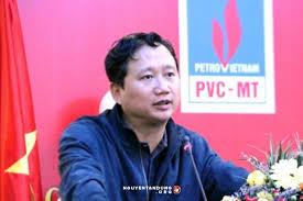 Trịnh Xuân Thanh khi giữ chức vụ ở PVC
