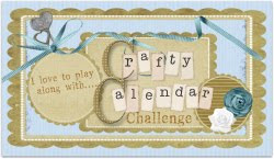Crafty Calendar Monthly Challenges