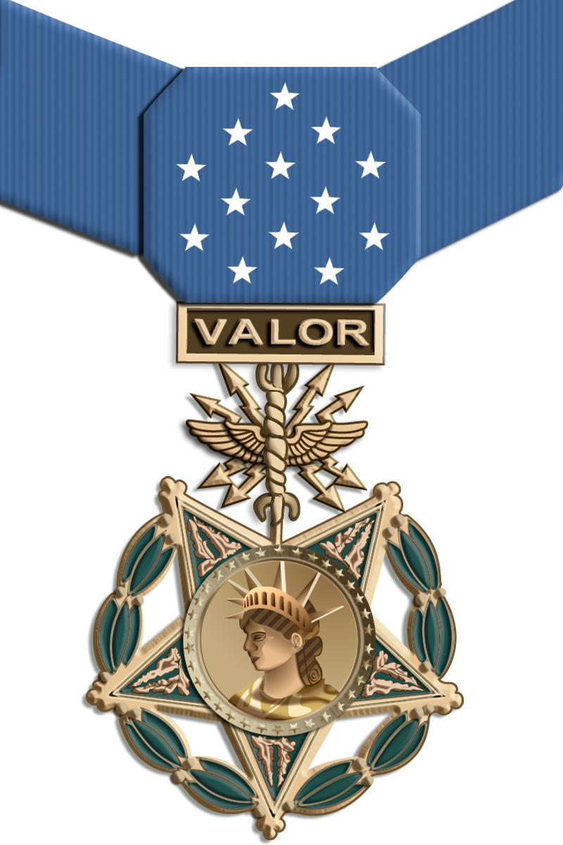 Photo-ops: Medal Of Honor: Cpl. Charles H. Knight