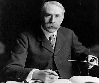 Sir Edward Elgar (1857-1934).