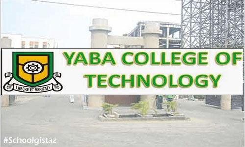 Latest Update on YABATECH Admission List for 2018/2019 OND Full Time Academic Session   CHeck Here