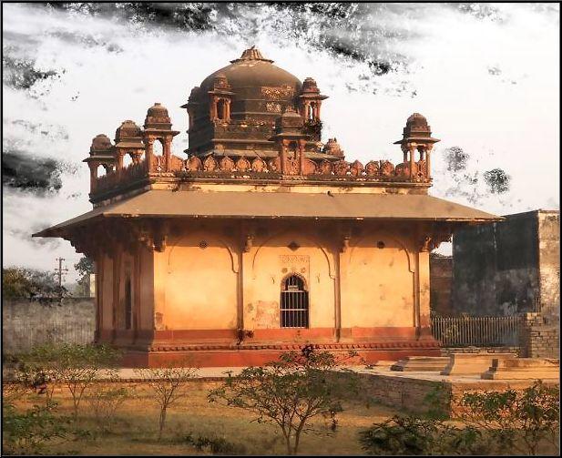 Memorial-of-Tansen-Gwalior