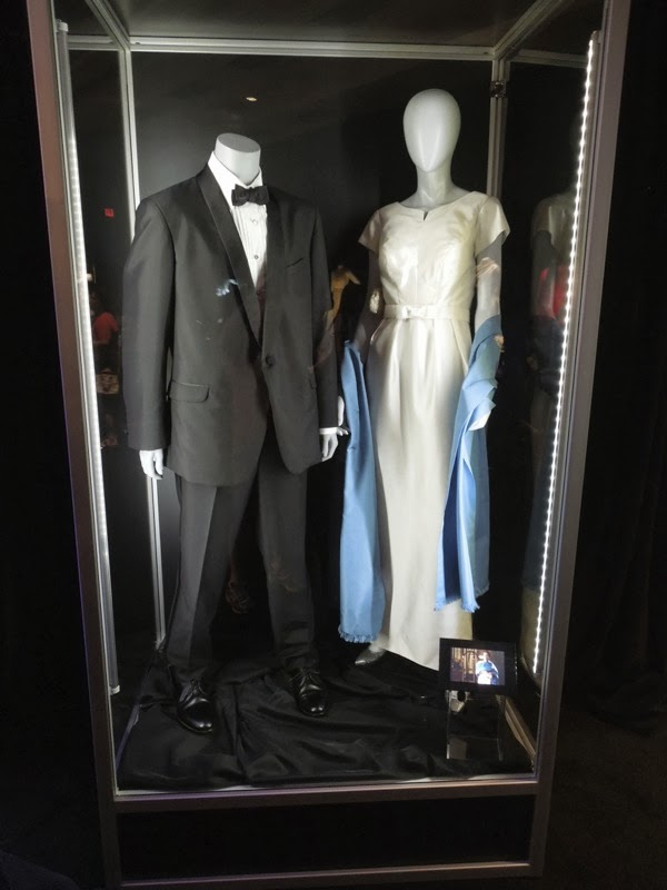 Original Saving Mr Banks movie costumes Disney D23 Expo 2013