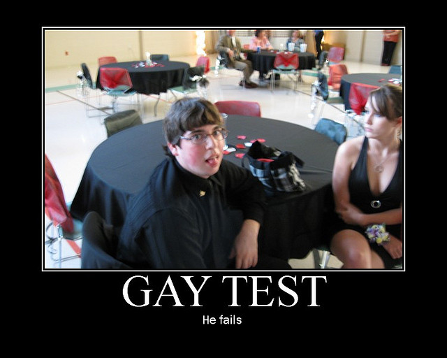 Picture gay test
