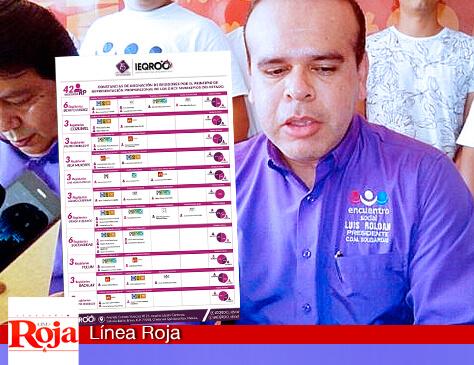 El pueblo de Playa del Carmen también rechazó a oportunistas, flojos y paleros en la pasada elección del 1 de Julio