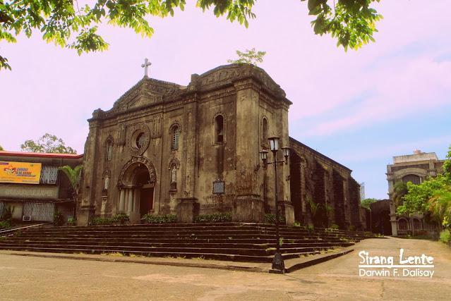 Guadalupe Church Makati