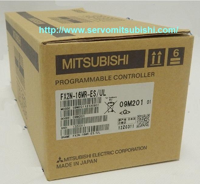 Đại lý bán, phân phối hàng PLC Mitsubishi FX2N-16MR-ES/UL giá tốt nhất