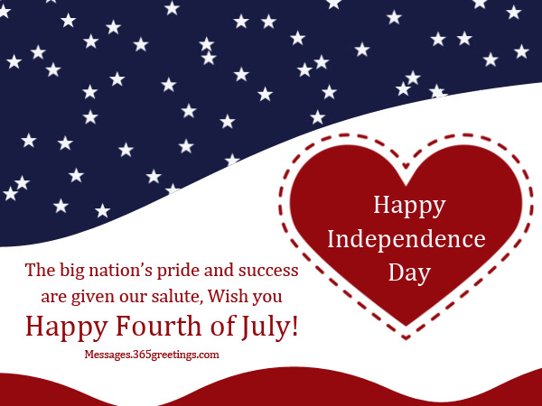 Happy Independence Day USA Greetings And Fireworks 2017 [**4th july**]