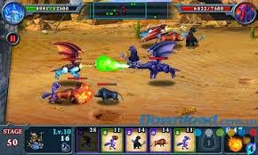 game samsung Chiến Thuật Thủ Thành Fort Conquer