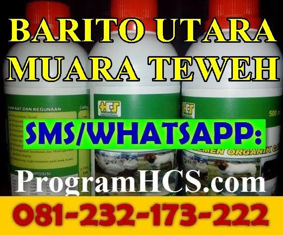 Jual SOC HCS Barito Utara Muara Teweh