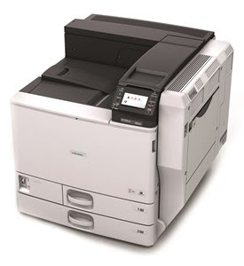Ricoh SP C831DN Driver Download