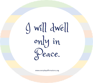 30 Top Affirmations for Peaceful Living 11
