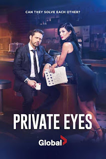 Private eyes Temporada 3 audio español