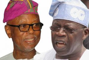Turmoil Looms And Lurks In APC As Tinubu Requests For Oyegun's Resignation