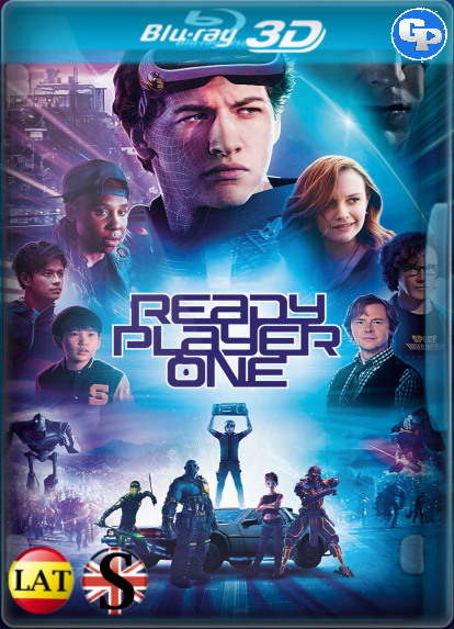 Ready Player One (2018) 3D SBS LATINO/INGLES