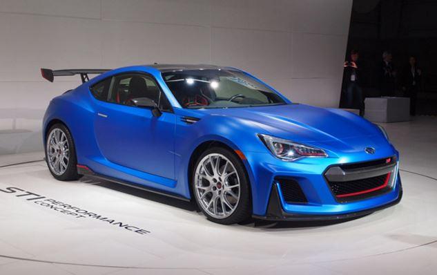 2018 Subaru Brz Sti Specs Release Date New Car Review