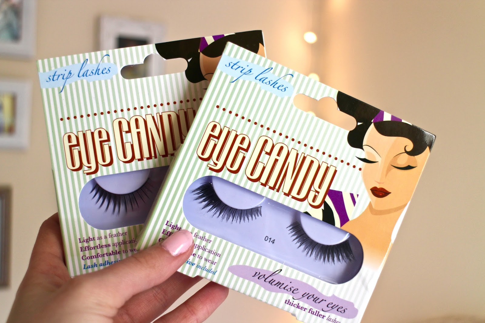 eye candy false lashes