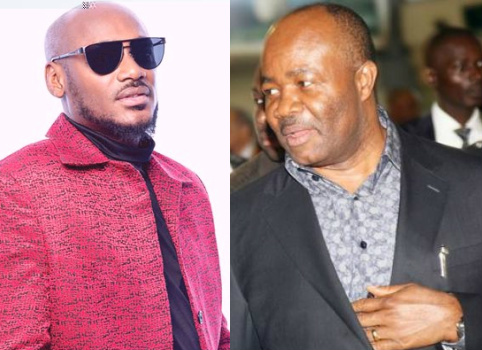 2face idibia cash akpabio protest