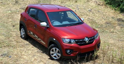 Pilih Renault Kwid atau LCGC?