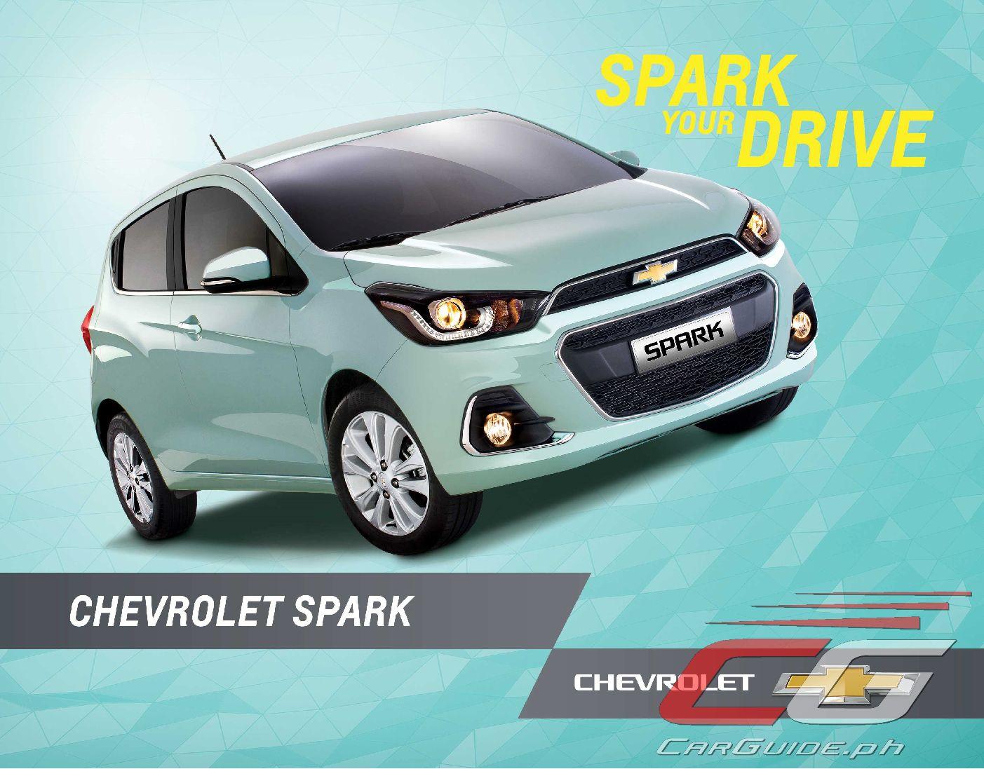 2017 chevrolet spark ups small car ante w brochure philippine car news car reviews. Black Bedroom Furniture Sets. Home Design Ideas