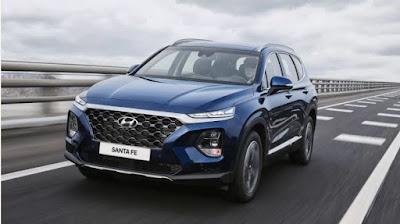 The Beautiful Hyundai 2019 Santa Fe (Photos)