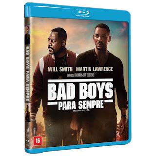 Bad Boys Para Sempre disponível em Blu-ray e DVD