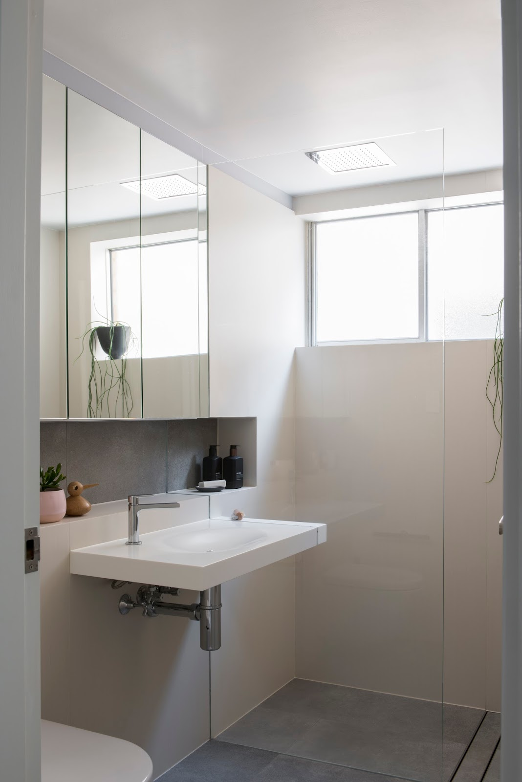 Minosa: Small Bathroom - Clever solutions