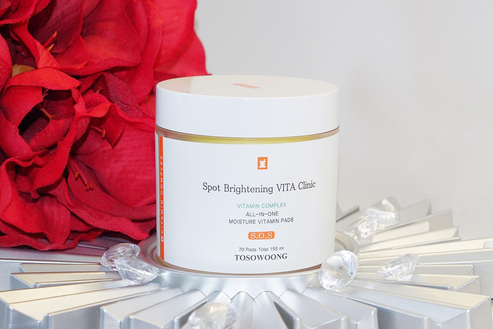 Tosowoong Spot Whitening Brightening Vita Clinic