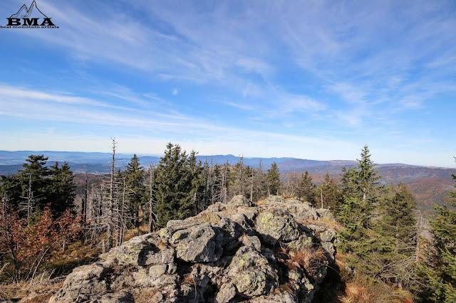 wandern Nationalpark - outdoorblog - wander blog - BMA - wandern Goldsteig - Wanderung Rachel