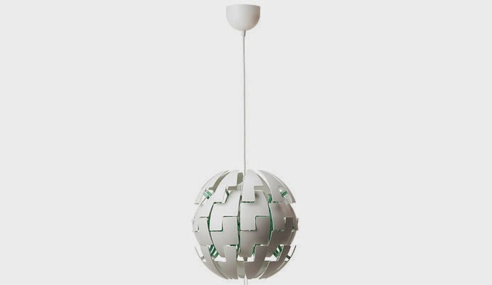 Ikea Unveils The Death Star Like Ps 2014 Pendant Lamp