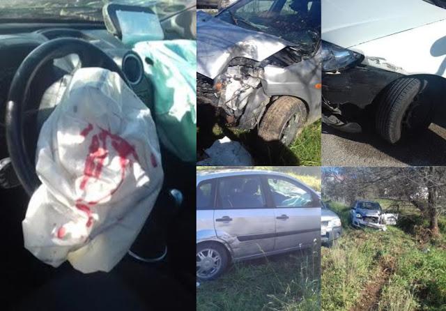 Ένα ακόμα τροχαίο ατύχημα, με τραυματισμό, στο Μαυρούδι Ηγουμενίτσας (+ΦΩΤΟ)
