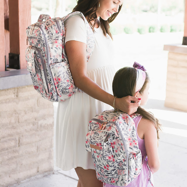 Ju Ju Be Backpack Diaper Bag