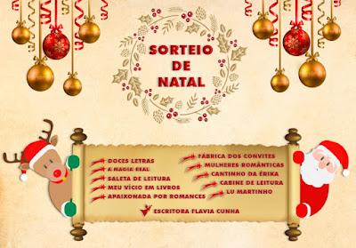 #SorteiodeNatal - SORTEIO DE NATAL