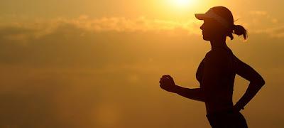 a futás kiváló testmozgást biztosít tavasztól őszig