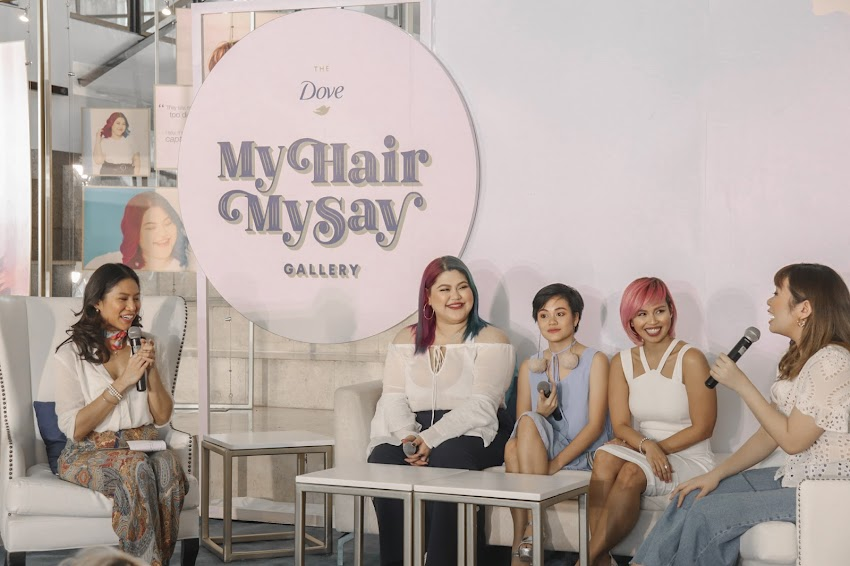 Dove's My Hair, My Say Gallery A Showcase of Empowered Women and their Hair Stories