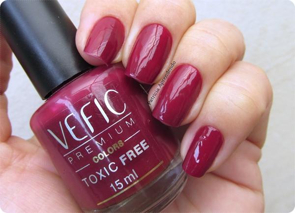 Esmalte Vefic Premium V126