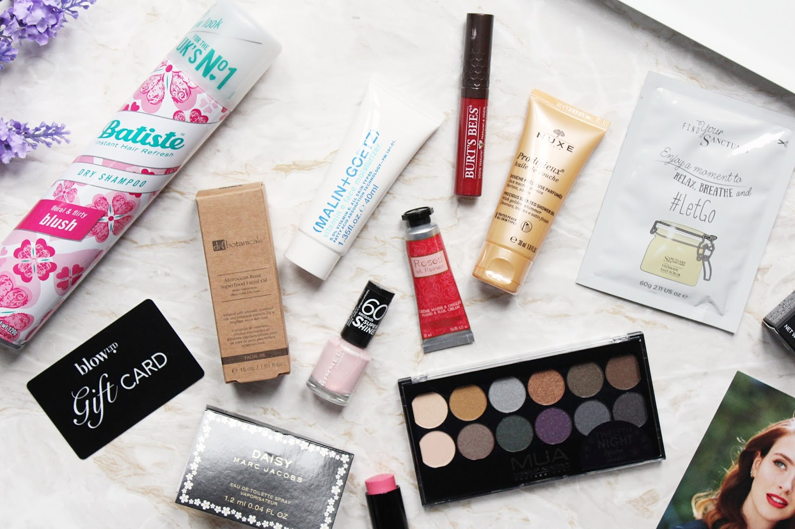 Latest in Beauty Date Night Box
