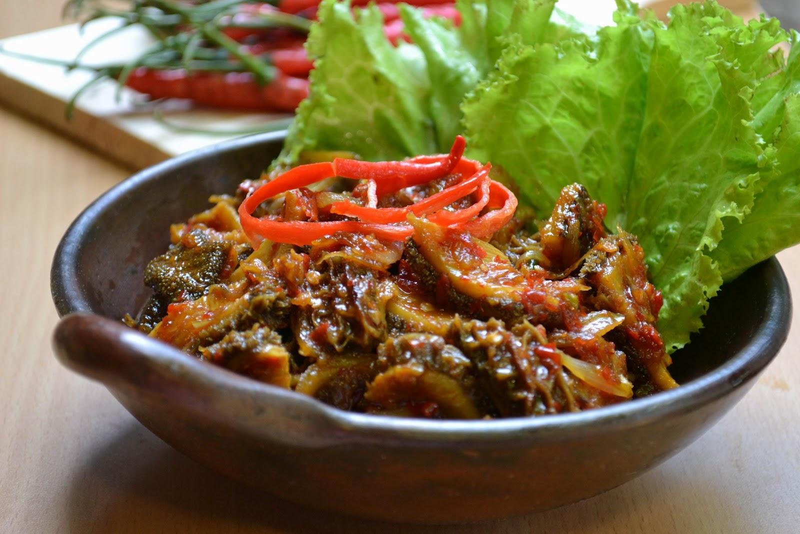 Diah Didi S Kitchen Resep Babat Iso Gongso