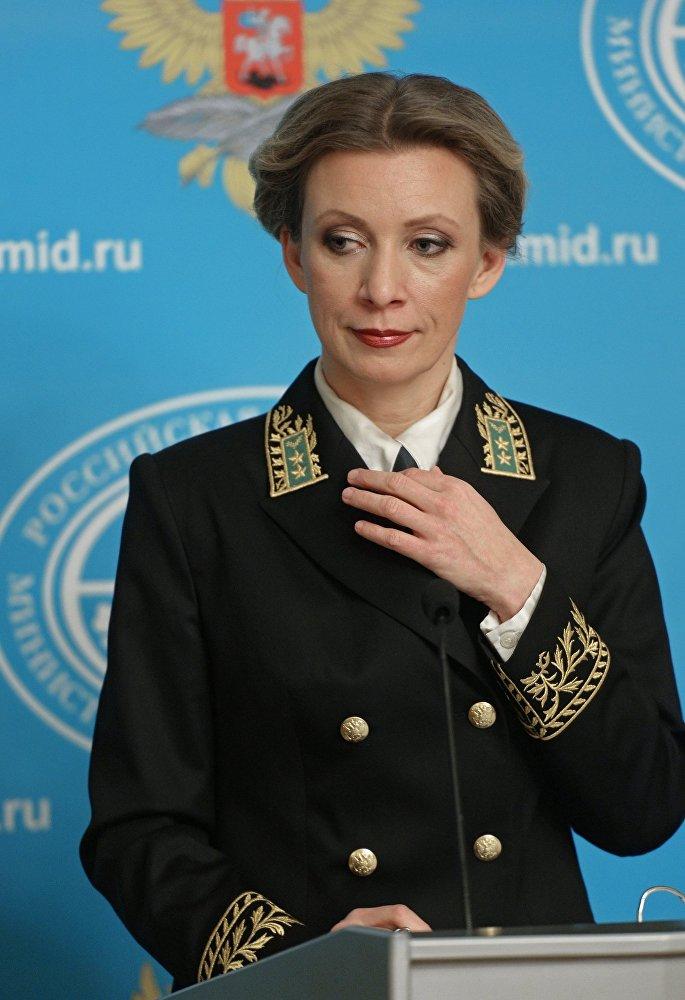 Nová republika: Maria Zacharovová tančí vám pro radost - tip ...