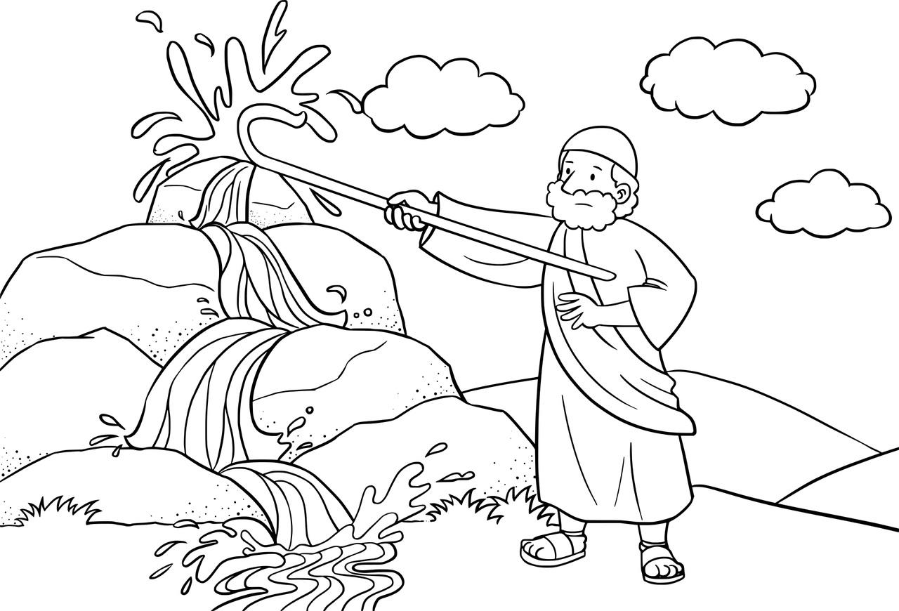 Dibujos De La Biblia Para Colorear E Imprimir: Desenhos Bíblicos Para Imprimir E Colorir