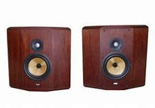 B&W CDM SNT Rear Speaker (Used) ThU504A1ND