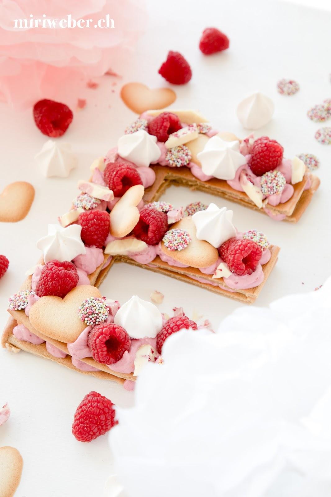 Blog Schweiz Miriweber Ch Letter Cake Buchstaben Kuchen