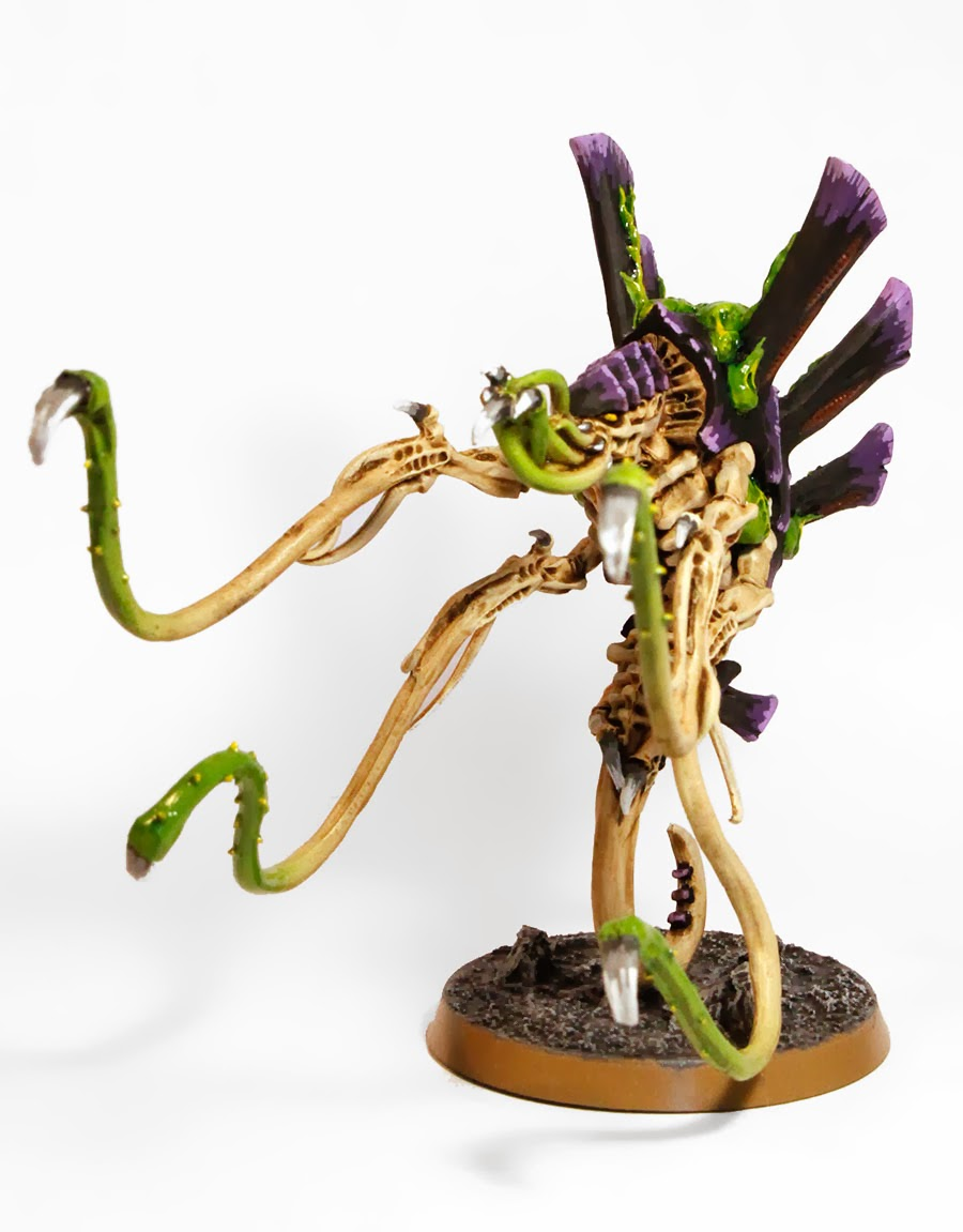 The Hammer of Wrath: SHOWCASE: Tyranid Venomthrope