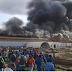 Incêndio em  galpão da Usina de Belo Monte