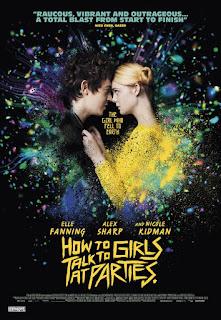 How to Talk to Girls at Parties (2017) ฮาว ทู ทอล์ค ทู เกิร์ลส์ ปาร์ตี้
