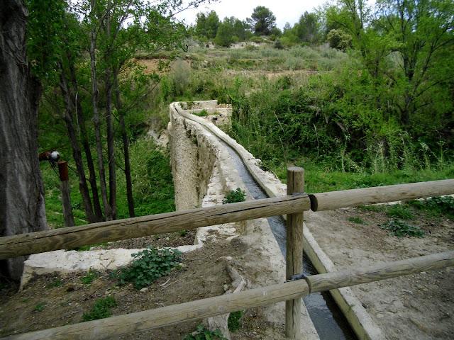Aqüeducte Arcà Carrícola