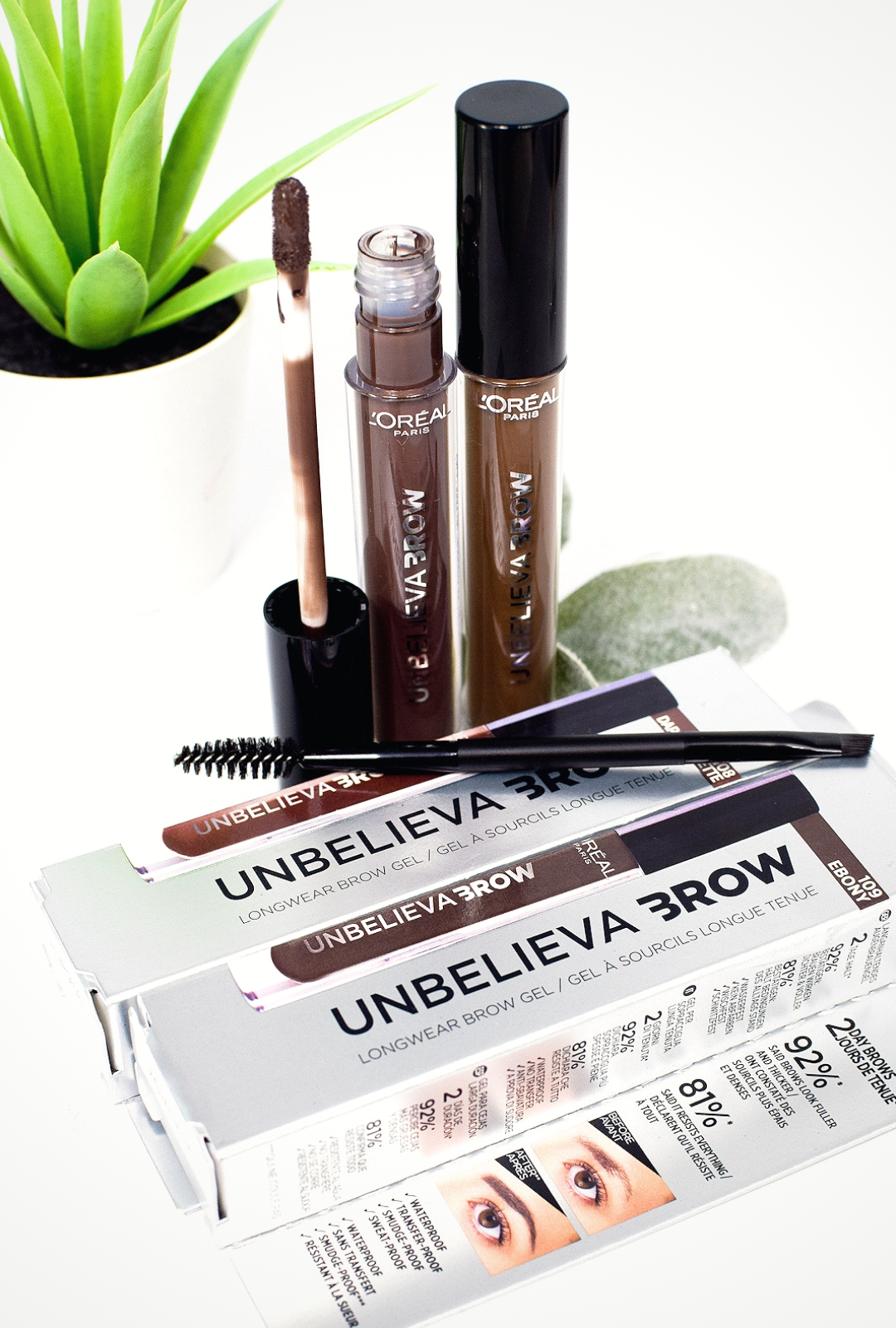Wie gut ist das neue L'Oréal Unbelieva-Brow Augenbrauen Gel?