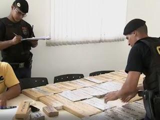 Carga roubada e mais de 60 quilos de drogas são apreendidos pela Guarda Municipal de Jundiaí