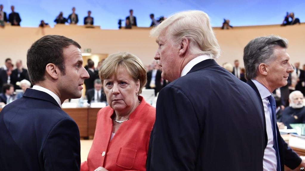 Ataque con veneno a ex espía ruso fue tema de debate entre los tres líderes / AP